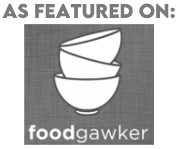 As featured on foodgawker.com
